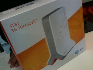 AT&T 3G MicroCell box